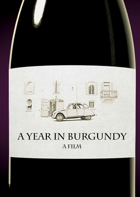 Netflix Box Art for Year in Burgundy, A
