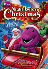 Barney: Night Before Christmas