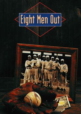 Netflix box art for Eight Men Out