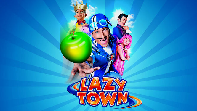 Lazy Town Stream