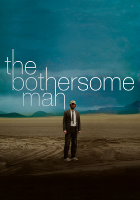 Netflix box art for The Bothersome Man
