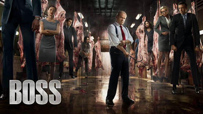 Netflix Box Art for Boss - Season 1