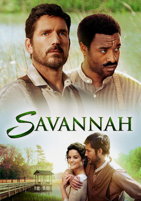 Netflix Box Art for Savannah
