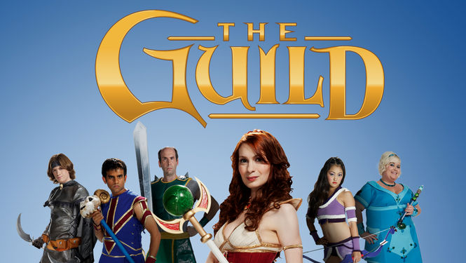Netflix Box Art for Guild - Season 1, The