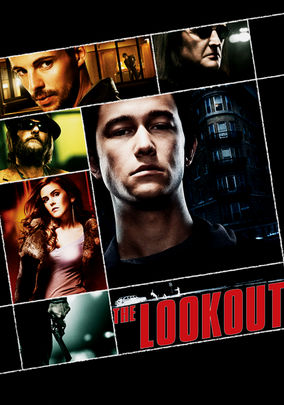 Netflix box art for The Lookout