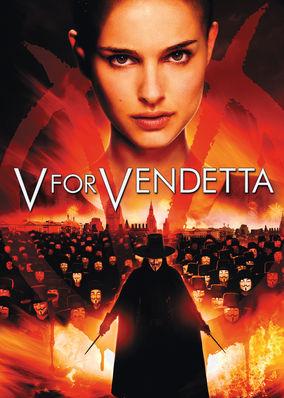 Box art for V for Vendetta