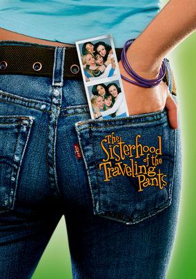 Netflix box art for The Sisterhood of the Traveling Pants