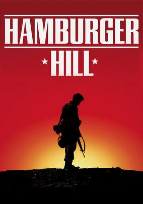 Netflix box art for Hamburger Hill