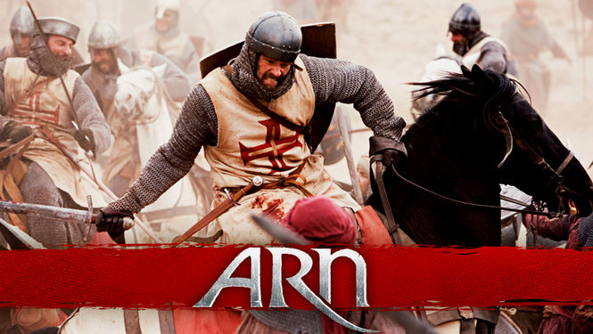 Netflix box art for Arn: The Knight Templar - Season 1