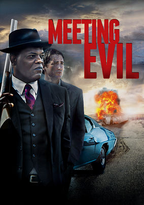 Netflix Box Art for Meeting Evil