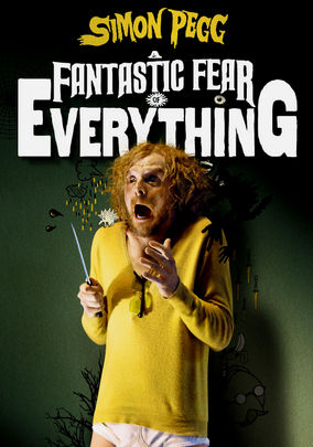 Netflix Box Art for Fantastic Fear of Everything, A