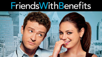 Netflix box art for Friends with Benefits