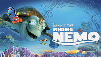 Netflix box art for Finding Nemo