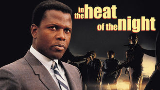Netflix box art for In the Heat of the Night