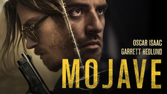Netflix Box Art for Mojave