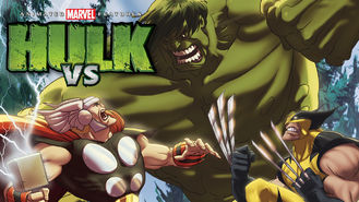 Netflix box art for Hulk Vs.
