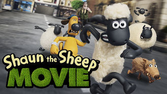 Is Shaun the Sheep Movie on Netflix?