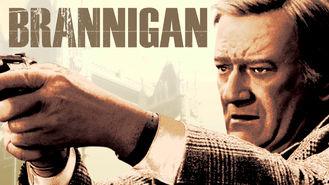 Netflix box art for Brannigan