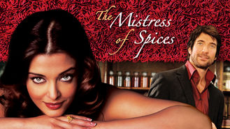 Netflix box art for The Mistress of Spices