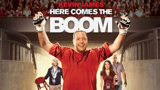 Netflix box art for Here Comes The Boom: Ça Va Faire Boom