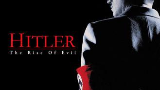 Netflix box art for Hitler: The Rise of Evil - Season 1