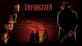 Netflix box art for Unforgiven