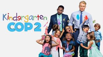 Netflix Box Art for Kindergarten Cop 2