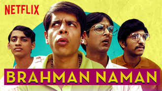 Netflix box art for Brahman Naman