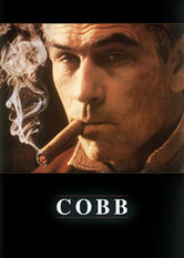 Netflix: Cobb | A reporter working on a biography of baseball player Ty Cobb finds that his hero is far from heroic. What is the truth, and should it be revealed?
