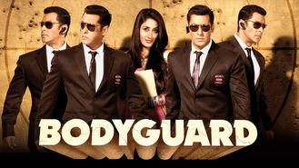 Netflix box art for Bodyguard
