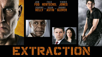 Netflix box art for Extraction