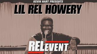 Netflix Box Art for Kevin Hart Presents Lil Rel: RELevent
