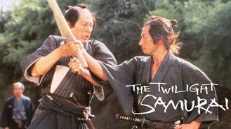 The Twilight Samurai (2002) on Netflix in the Netherlands