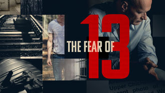 Netflix box art for The Fear of 13