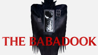 Netflix box art for The Babadook