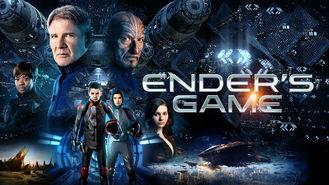 Ender's Game (2013) on Netflix in the Netherlands